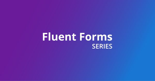 How to capture UTM parameters in Fluent Forms?